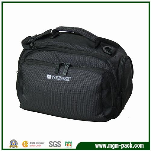 Hot Sale Nylon Black Camera Bag with Handle