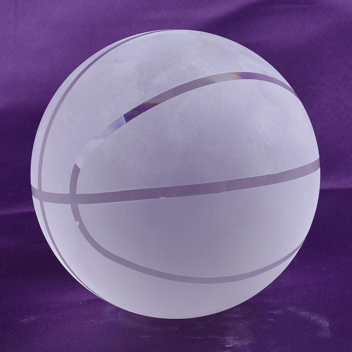 Crystal Basketball for Sports Souvenir