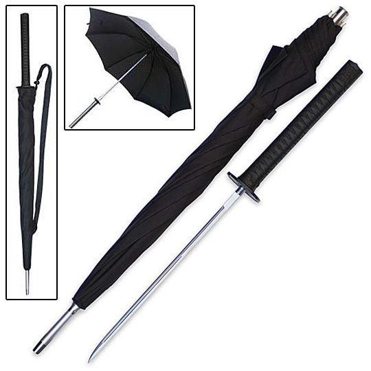 Sword Umbrella/Samurai Umbrella/Katana Umbrella