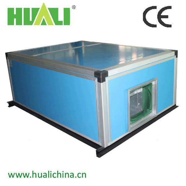 HVAC Ahu Horizontal Air Handling Unit Air Conditioner Fan Coil Unit for Air Cooler