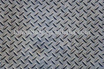Decorative Plate, Hot Rolled Chequered Plate/ Pattern Plate