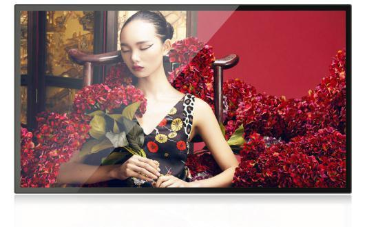 Wall Mounted 55inch Android 6.0 Touch Screen Ad Advertising Player, Tablet PC, LED Display, Media Player, All in One PC, Ad Kiosk