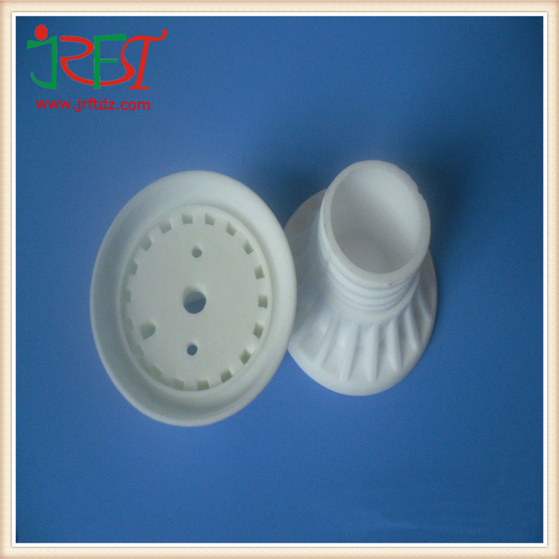 Alumina Ceramic LED Lamp Holder with Temperature Resistance