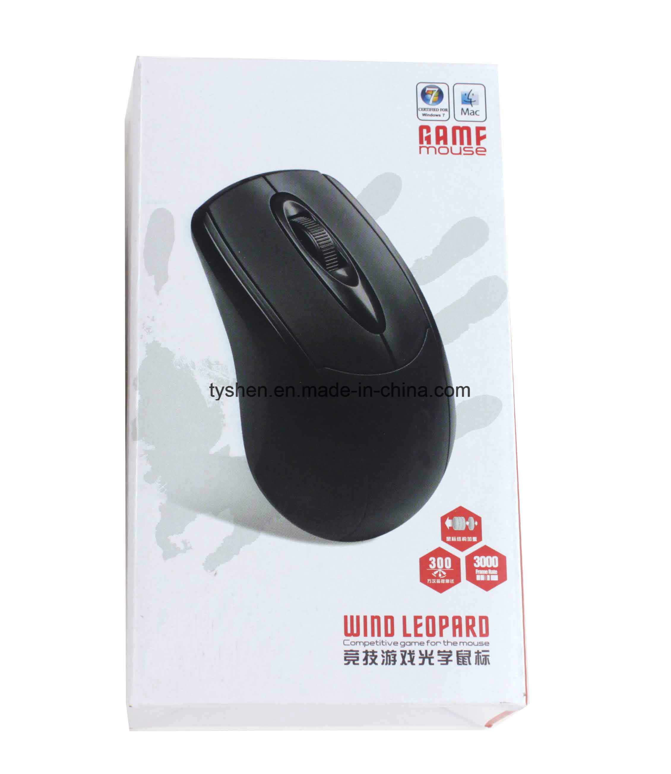 Computer Mouse 1000 Dpi 0.62USD