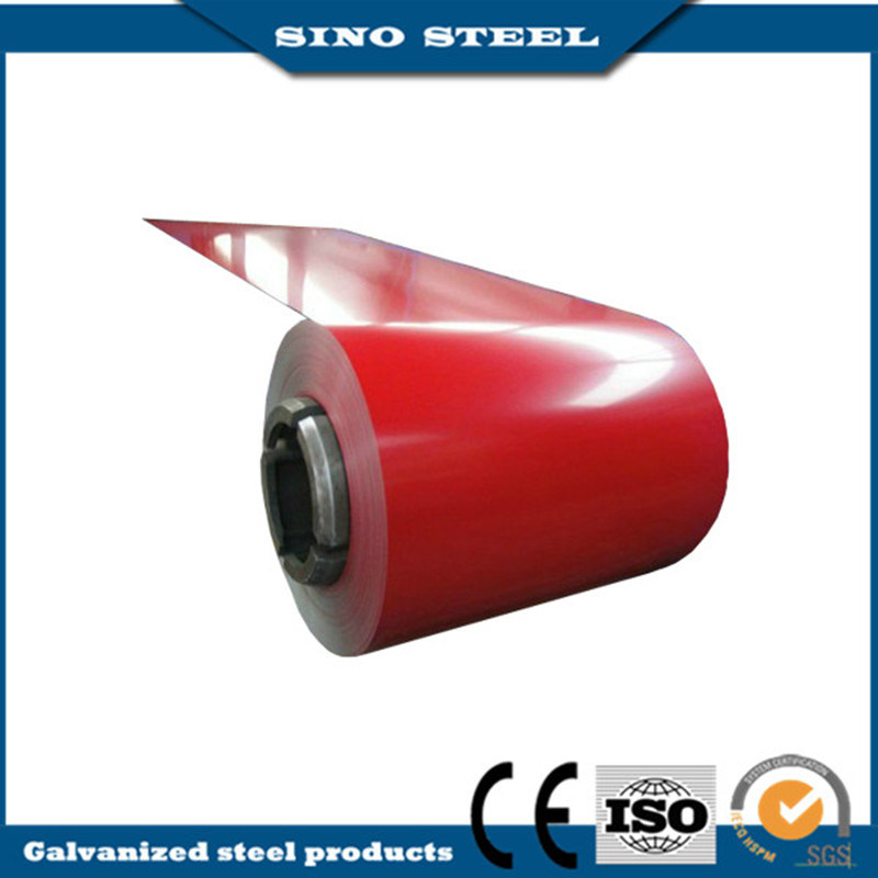 PPGI Prepainted Zinc Coating Steel Coil for Building Material