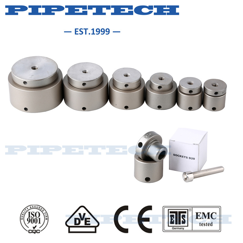 Plastic Poly Pipe Fitting Butt Fusion Welder