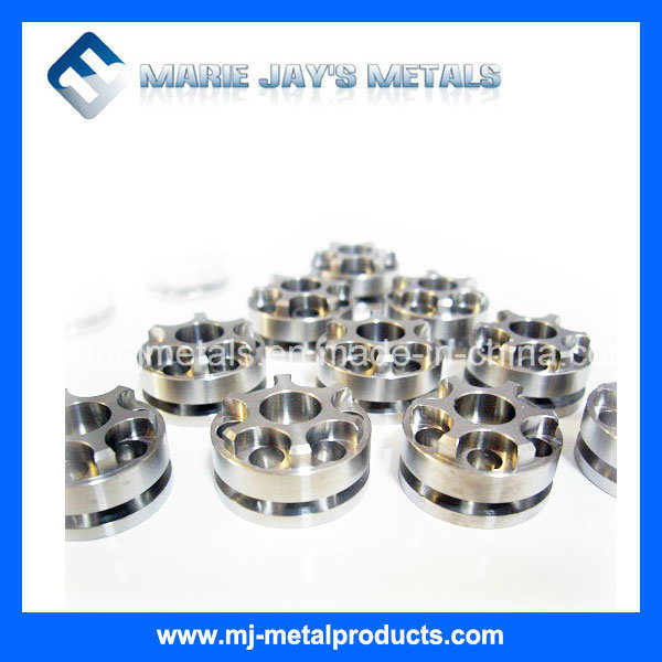 Good Quality and High Density Titanium Alloy Parts