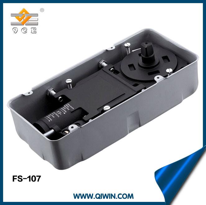 Stainless Steel Covering Floor Spring of Door Hardware (FS-107)