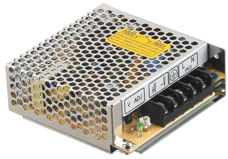HSC-15 Single Output Power Supply 15W 12VDC 1.3A