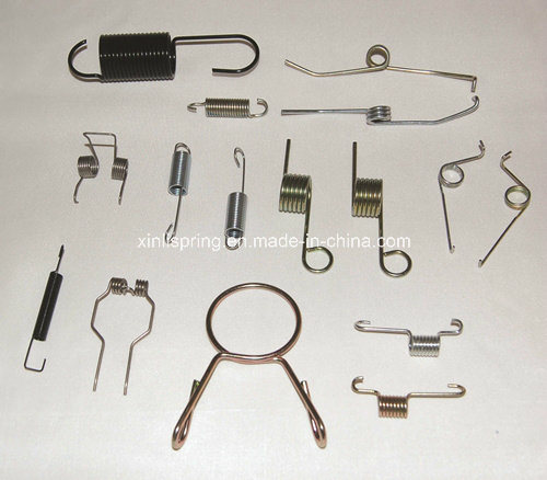 All Kinds of Customized Metal Springs