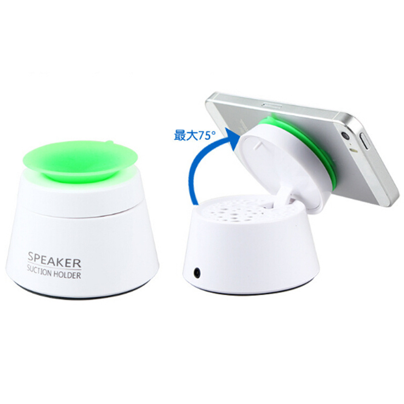 Portable Stereo Audio Loudspeaker Mini Speaker Support MP3 MP4