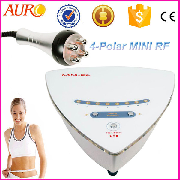 Small Size 4-Polar Radio Frequency RF Weight Loss Device