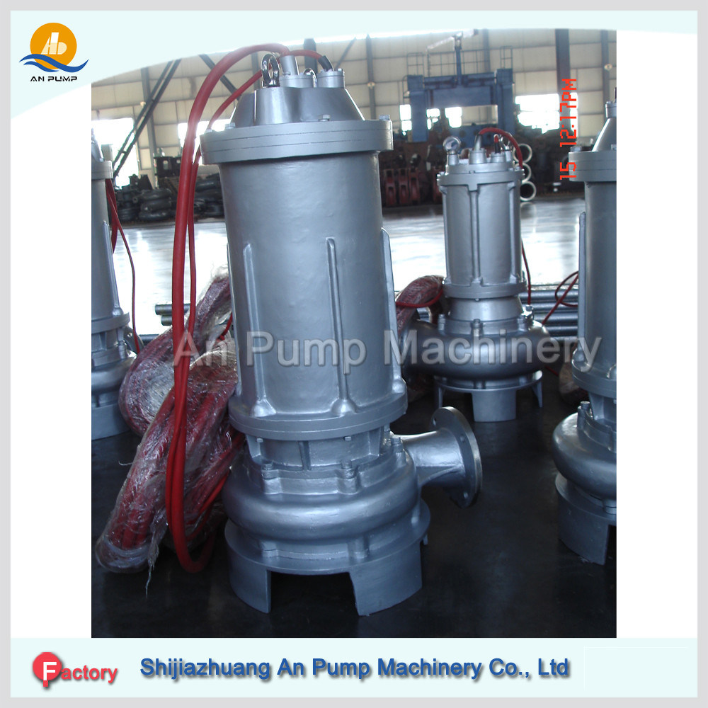 Centrifugal Submersible Sewage Vertical Bilge Pump