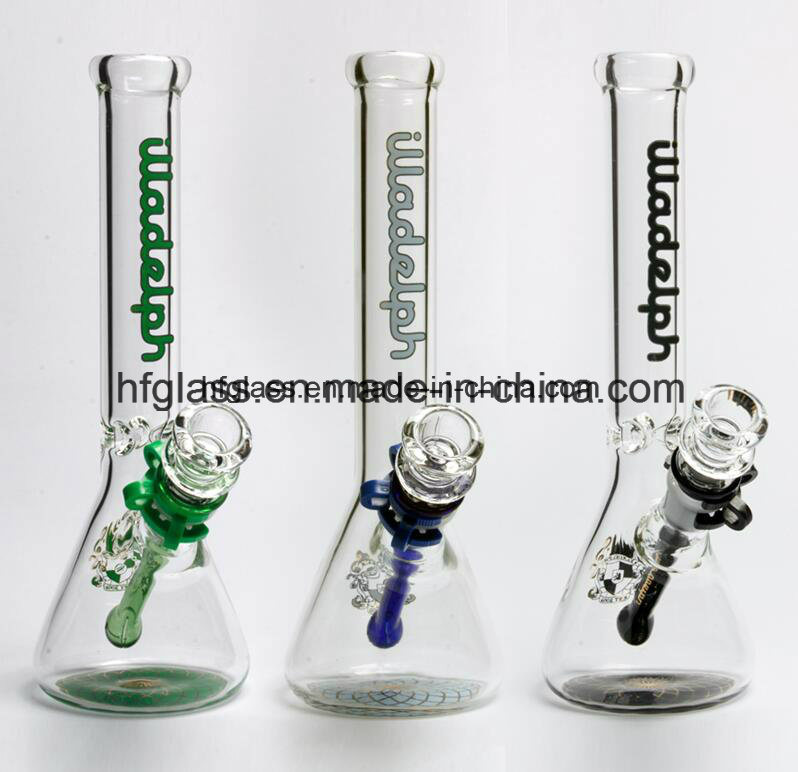 Glass Smoking Water Pipe Illadelph Beaker Hookah