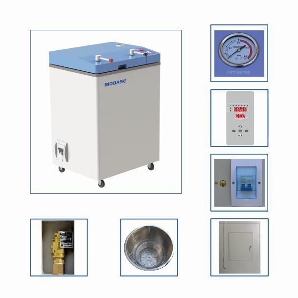 Biobase Vertical Autoclave Sterilizer / Autoclave