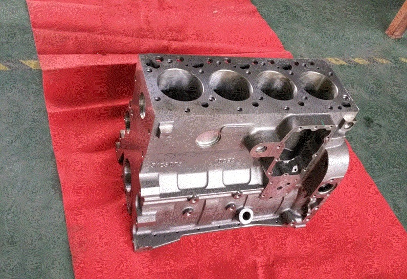 Cylinder Block Cummins Engine Part for 4bt