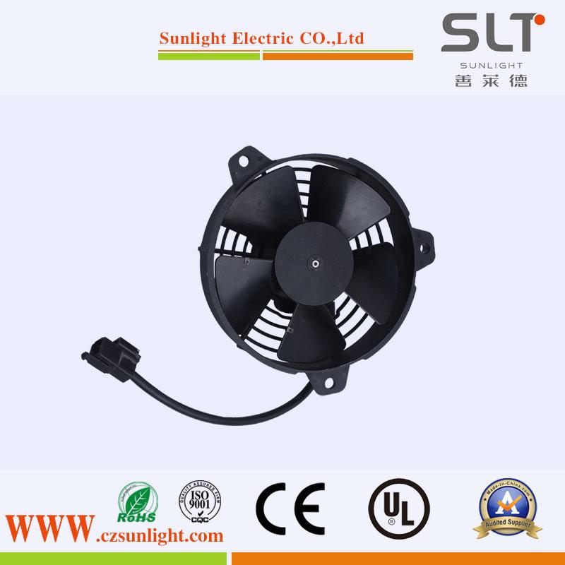 12V /24V DC Axial Cooling Fan Motor for Car
