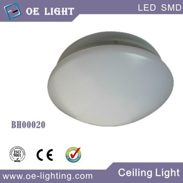 15W LED Bulkhead/Ceiling Light with Emergency with Sensor