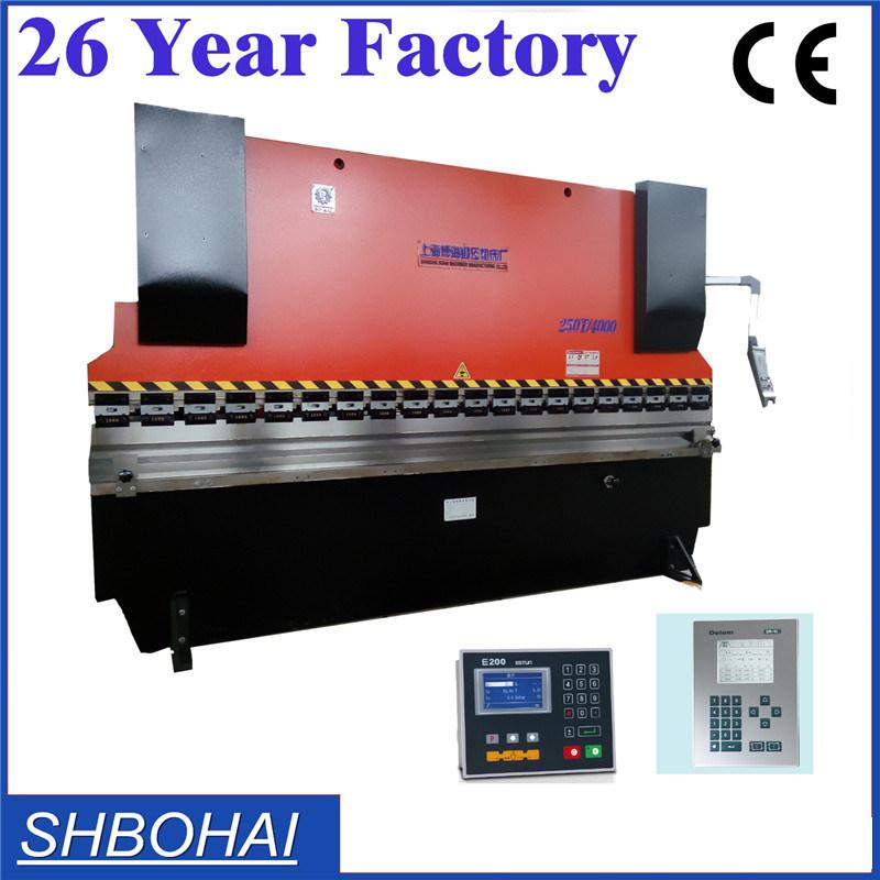 2015 New Design Sheet Metal Forging Press Brake 160t Press Brake