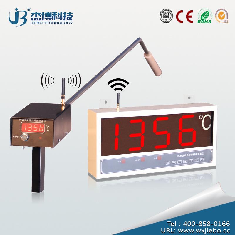 W660 Wireless Smelting Pyrometer High-Quality