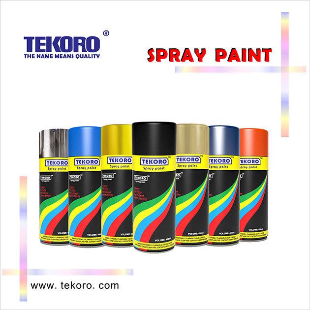 Tekoro All Purpose Spray Paint
