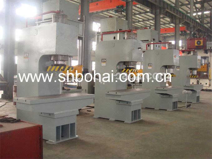Y41-200 Hydraulic Single Column Hydraulic Press for Strengthening
