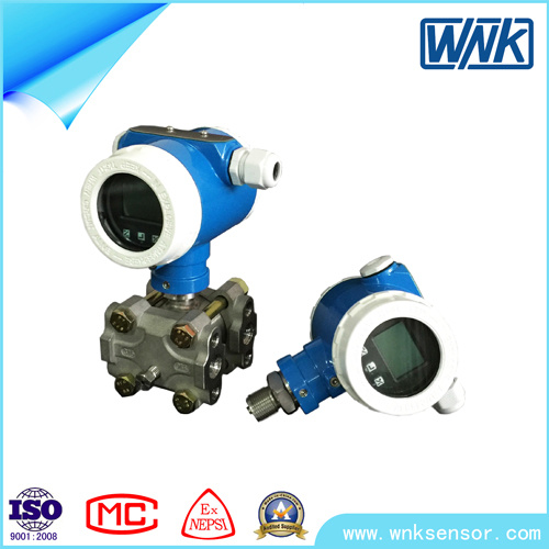 IP66/IP67 Smart Single Flange Differential Pressure Level Transducer for Industrial Application