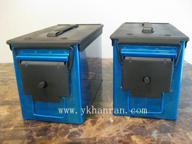 M2a1 Ammo Box with Lock, Army Quality Level