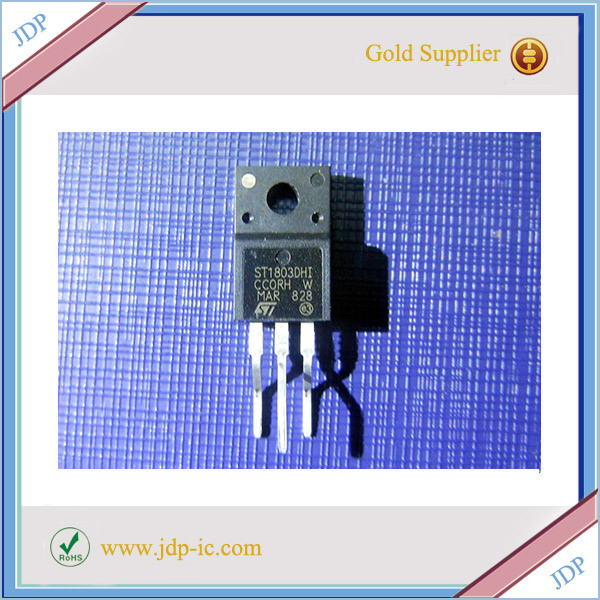 Best Price Power Transistor St1803dhi