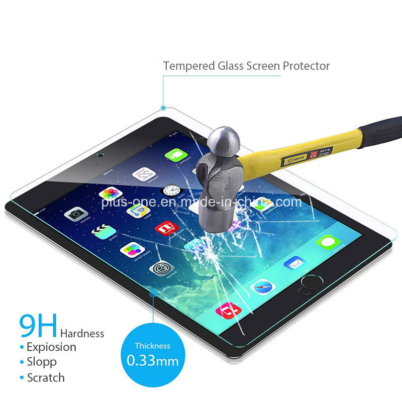 """HD Tempered Glass Screen Protector for iPad Air/iPad PRO 9.7"""" 2017 Cell/Mobile Phone Accessories"""
