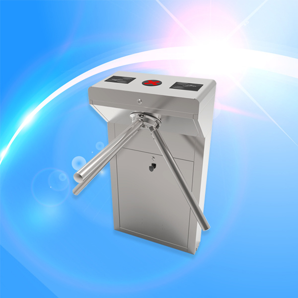 Semi Automatic Tripod Turnstile with RFID Card Reader (TS200/CARD)