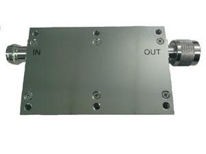 UMTS/CDMA&GSM&TDS&3G/WLAN Isolator N-Female/N-Male Connector