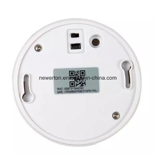 Mini UFO WiFi Camera 720p 90 Degree Angle Lens CMOS Hidden Smoke Detector WiFi Camera