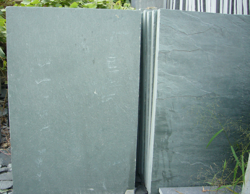 Natural Green Roofing Slate Tile Slate for Wall and Floor