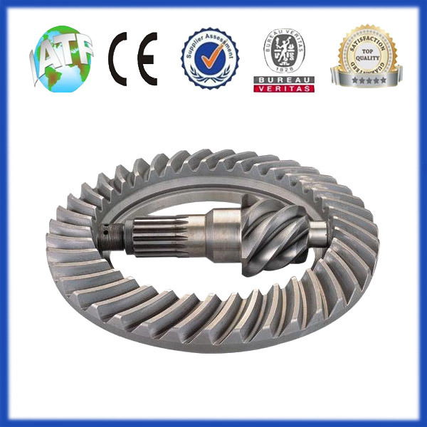 Nkr Truck Bevel Gear by Gear Grinding (ratio: 7/43; 8/39; 7/39; 7/41; 8/43; 10/43)