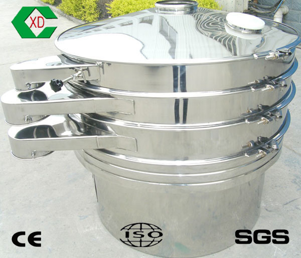 High Efficient Vibration Sifting machine ISO GMP