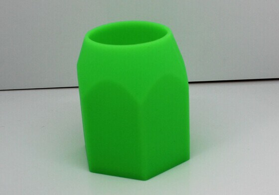 Promotion Gift Silicone Pen Holder Pen Container
