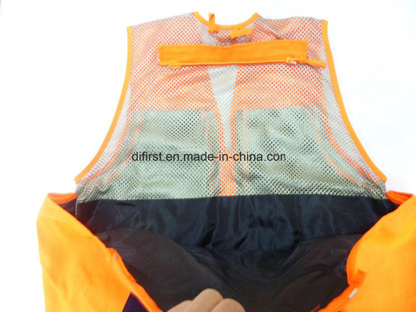 Reflective Hungting Vest for Outdoor