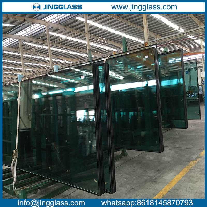 3-19mm Clear Flat Fully Tempered Toughened Glass Window Door