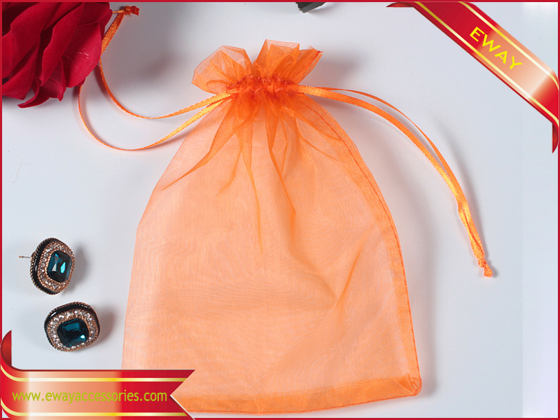 Organza Bag Jewelry Packing Pouch Drawstring Pouch Gift Pouch
