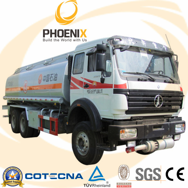 Beiben Fuel Oil Tank Truck 8X4 Excellent Quality with Mercedes Benz Technology