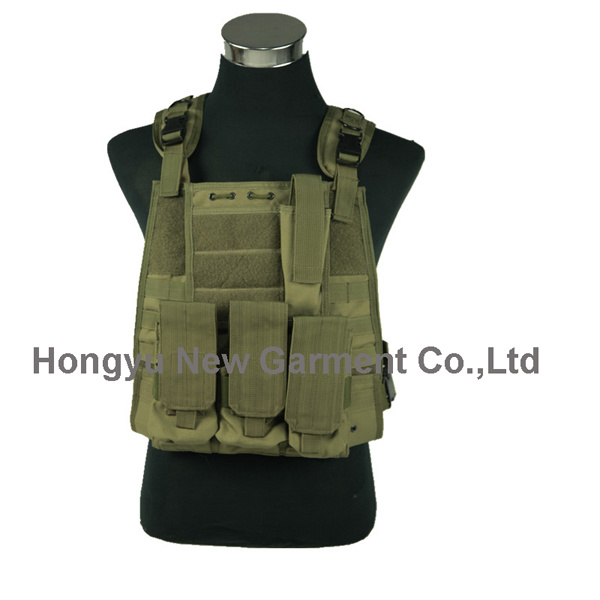 High Quality Military Hunting Green Tactical Vest