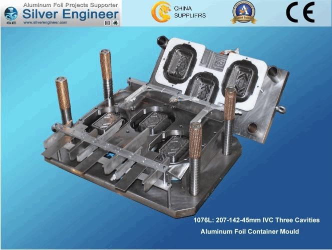 Aluminium Foil Plate Forming Machine