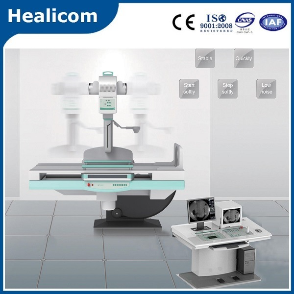 High Frequency Radiography and Fluoroscopy Digital X-ray System