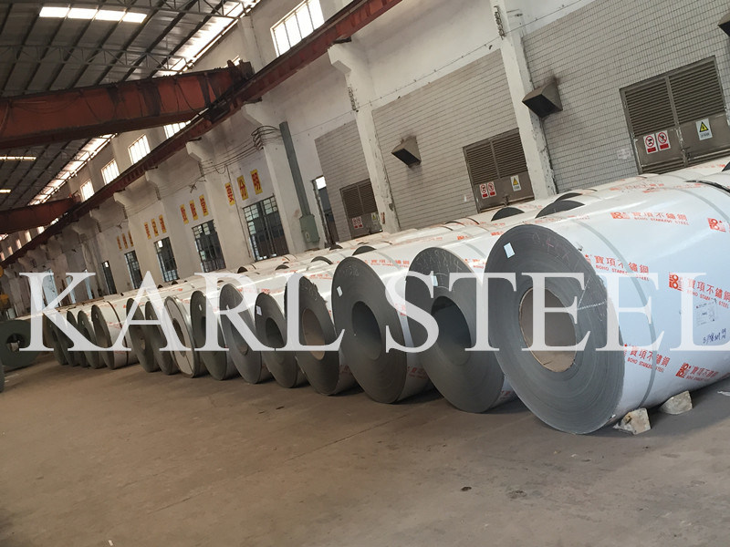 Aod Material 201 2b Finish Cold Rolled Stainless Steel Strip/Coil