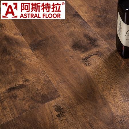 Wooden Laminate Flooring, Waterproof AC3 AC4 E1 HDF Laminate Flooring