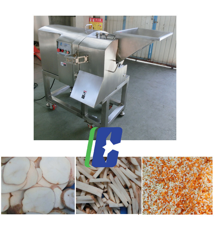 Qd2000 Potato Vegetable Cutter/Cutting Machine with Ce Certification