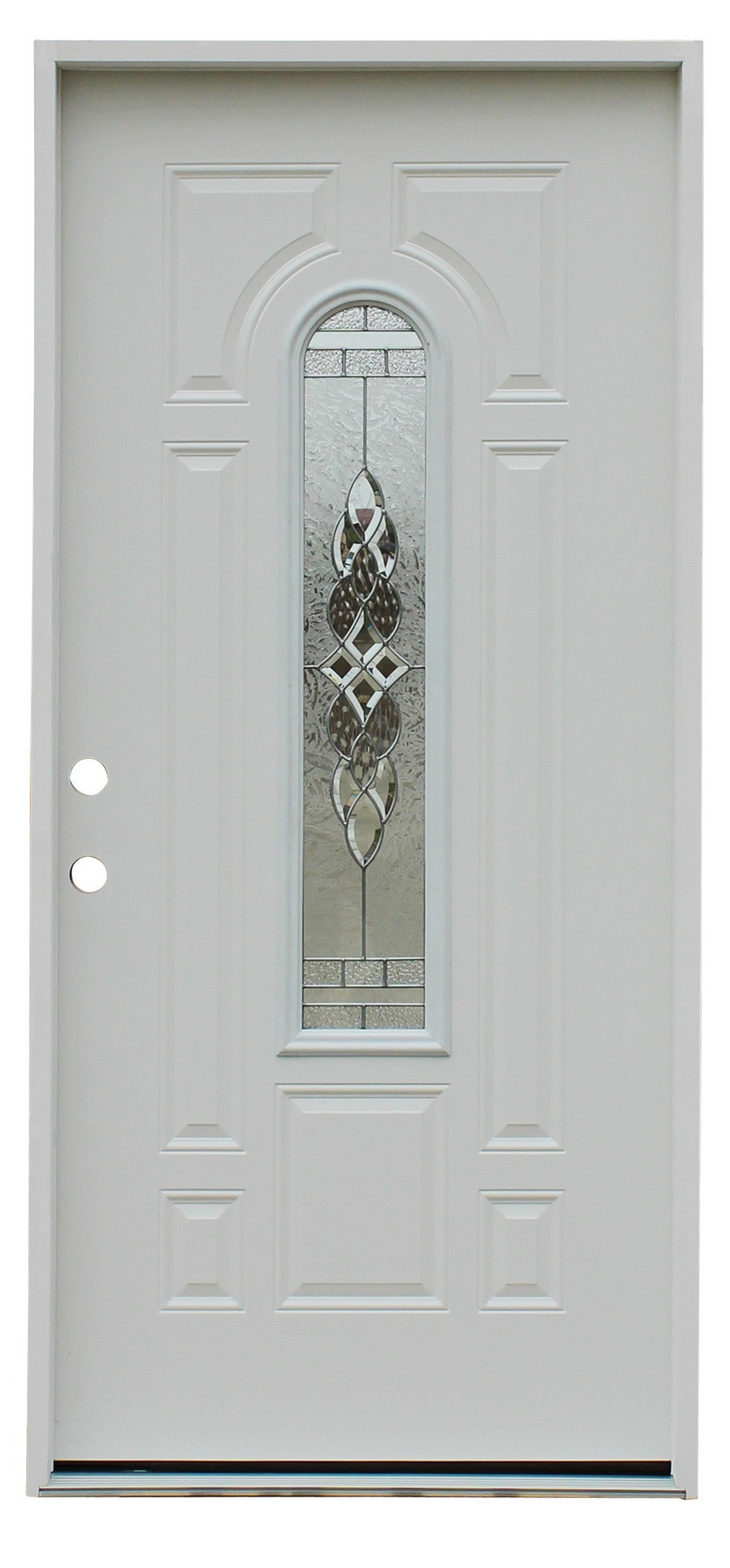 Exterior Prehung Steel Door Designs