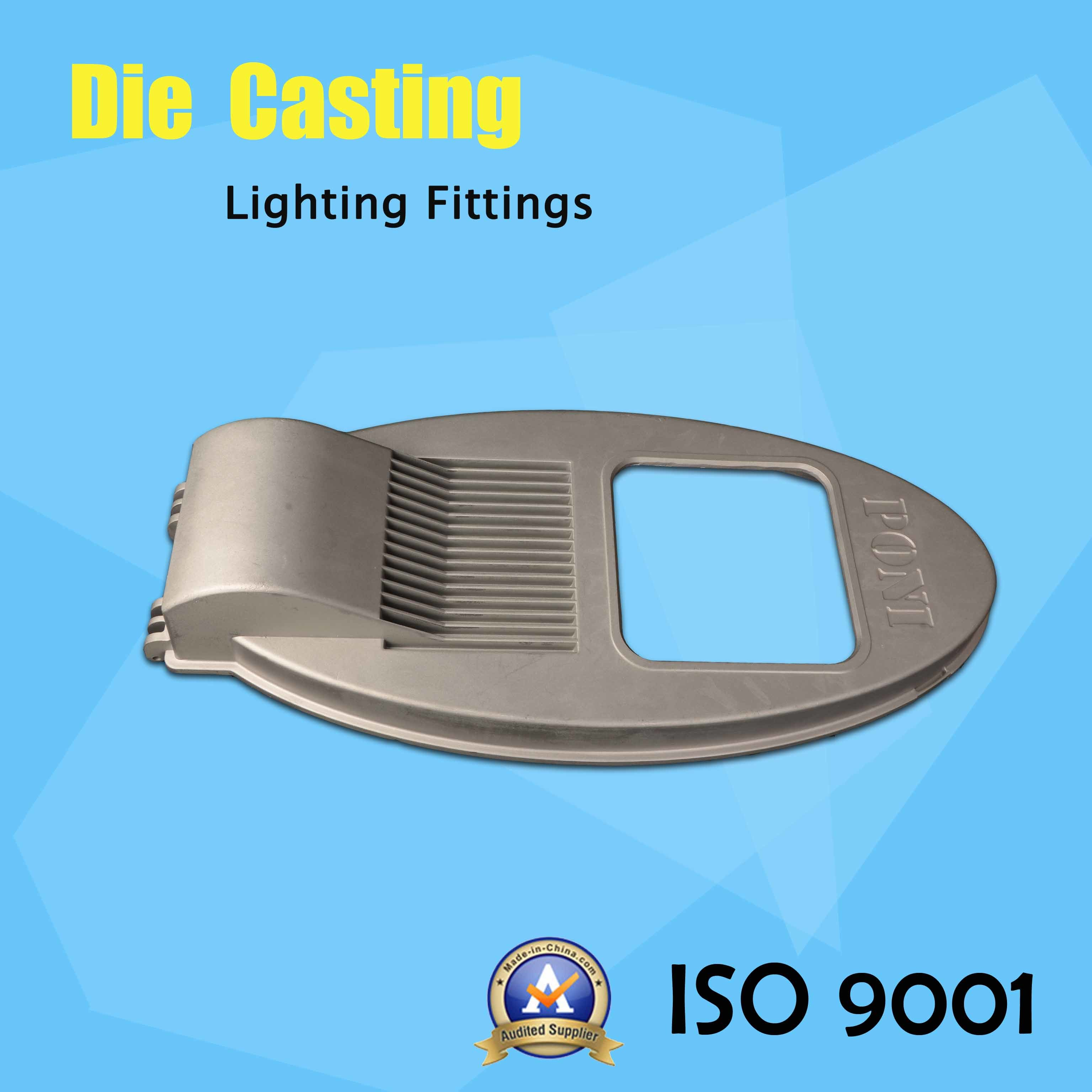 Aluminum Hardware Product for LED Parts