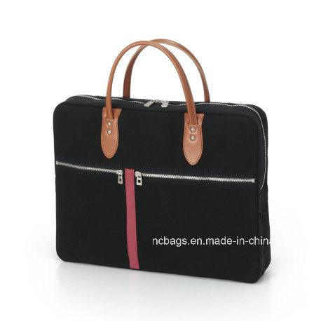 Durable Canvas Computer Bag Laptop Bag (CBP-007#)